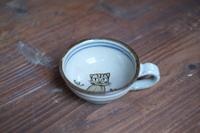 真南風工房 子供用スープカップ (猫)