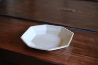 陶幸窯 八角皿
