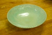鉢(糠青磁)