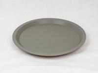 美濃焼 CHIPS plate. MAT gray