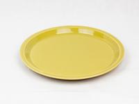 美濃焼 CHIPS plate. SOLID COLOR mustard