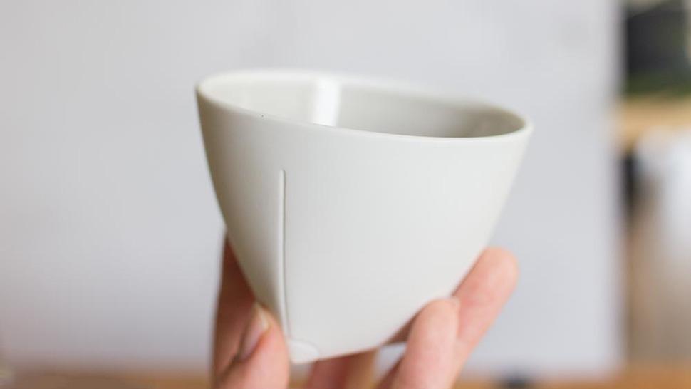 有田焼のティーカップ