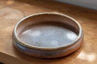 土の子窯 皆川陶房 平鉢