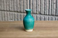 昇陽窯 一輪挿し(小瓶)K