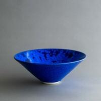 安藤 寛泰 warp bowl cobalt 1