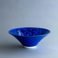 安藤 寛泰 warp bowl cobalt 2