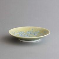 安藤 寛泰 plate 12 tea green