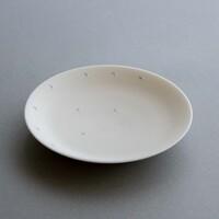 大道 宏美 白雨 豆皿