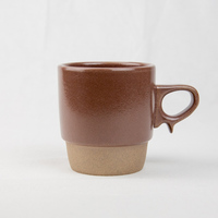 Kiritoru iron mug bordeaux