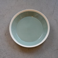 Iihoshiyumiko kimuraglass dishes220 pistachiogreen