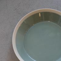 Iihoshiyumiko kimuraglass dishes230 pistachiogreen
