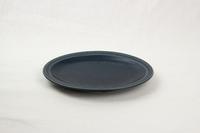 Rimdot oval plate sku 5