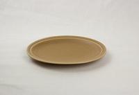 Rimdot oval plate sku 6