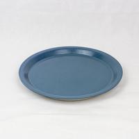 CHIPS plate. MAT sand-blue