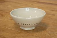 蔵人窯 丸鉢 1本飛鉋