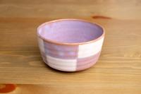 松光山 市松小鉢紫