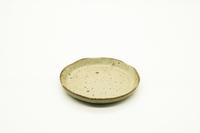クラフト石川 切立3.5寸皿 灰