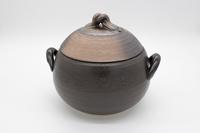 竜清窯 ごはん炊き土鍋(セラミックコーティング)