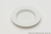 2016/ Rim Plate 120 / White