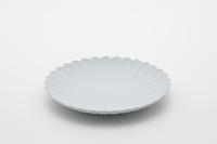 1616/ arita japan TY Palace Plate160 Gray