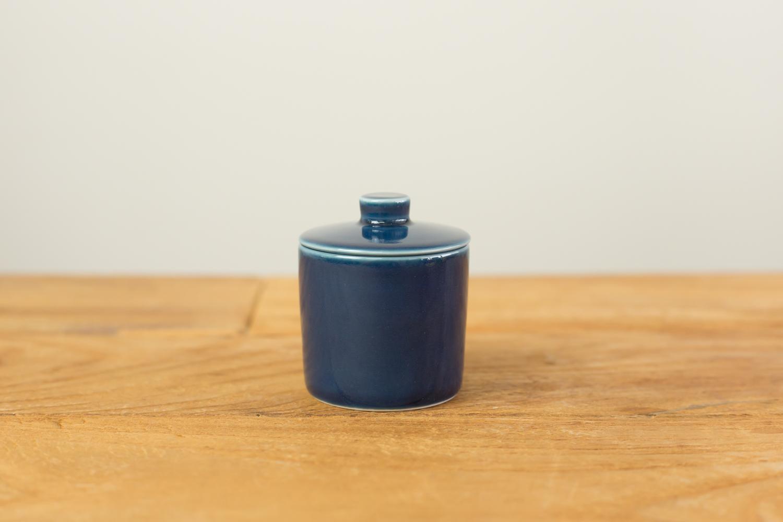 好きな色を選んで収納。陶器のかわいい容れ物 Commonシュガーポット