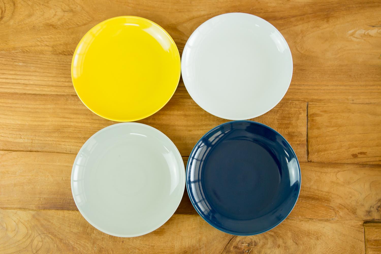 食卓をおしゃれに彩る4色展開