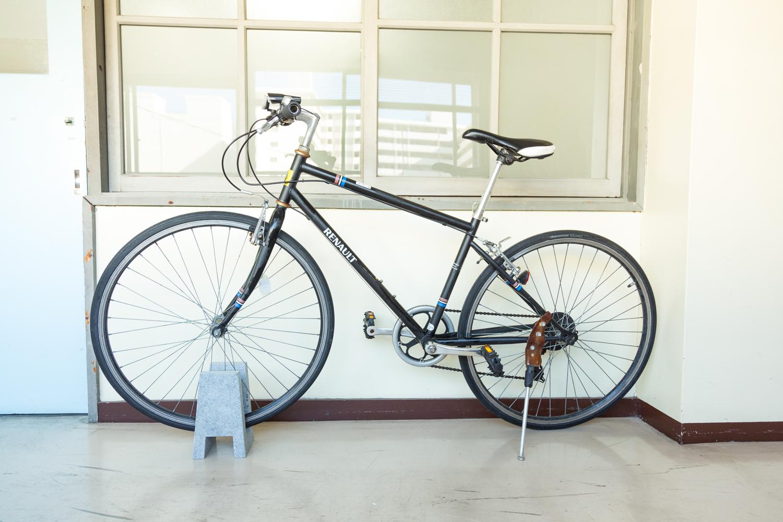 室内で使える自転車スタンド