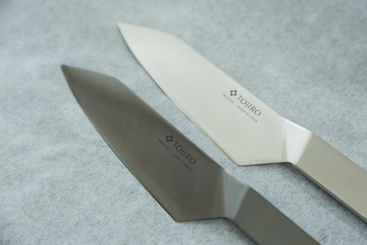 握りやすくてよく切れる三徳包丁 / 料理を楽しくする藤次郎「ORIGAMI三徳」