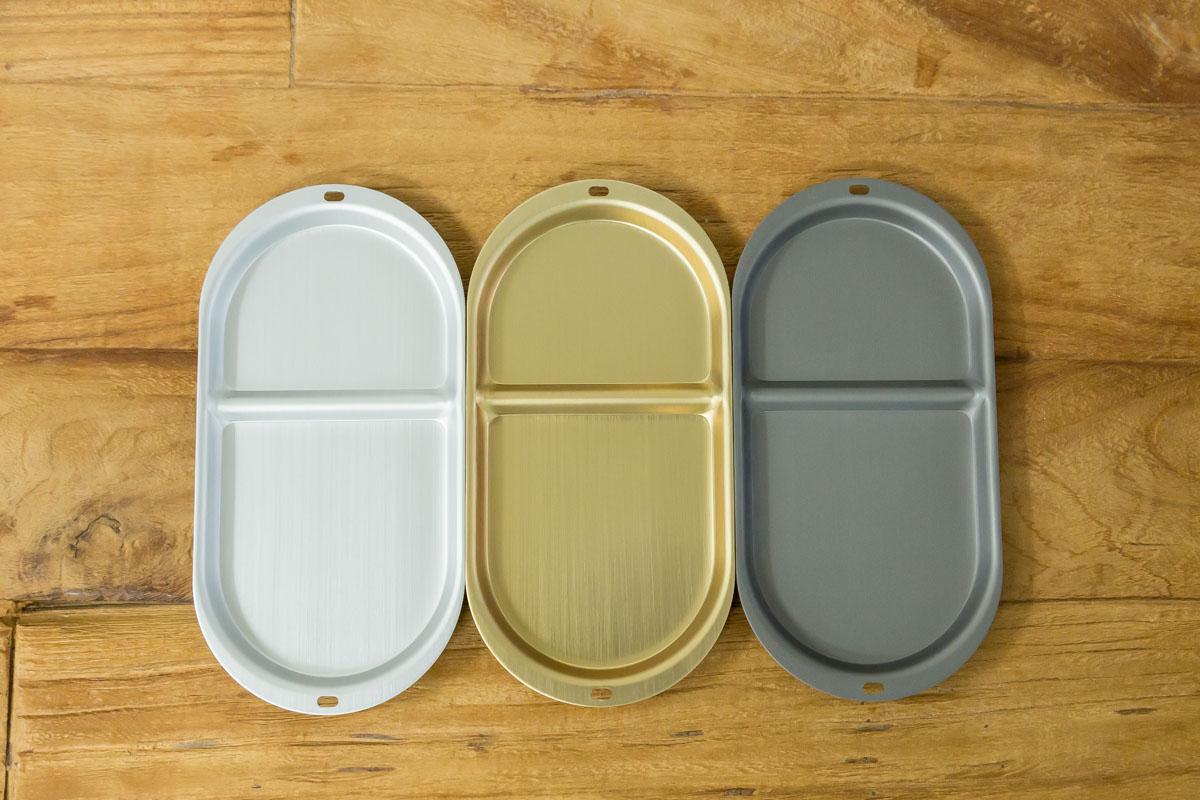 シンプルでスタイリッシュな見た目と選べる3種類のカラー