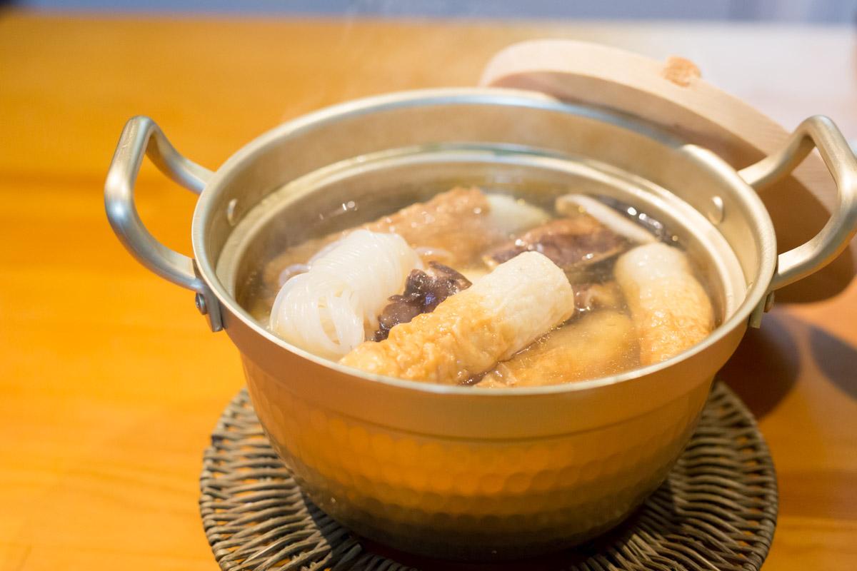 一人暮らしにぴったりのサイズの鍋