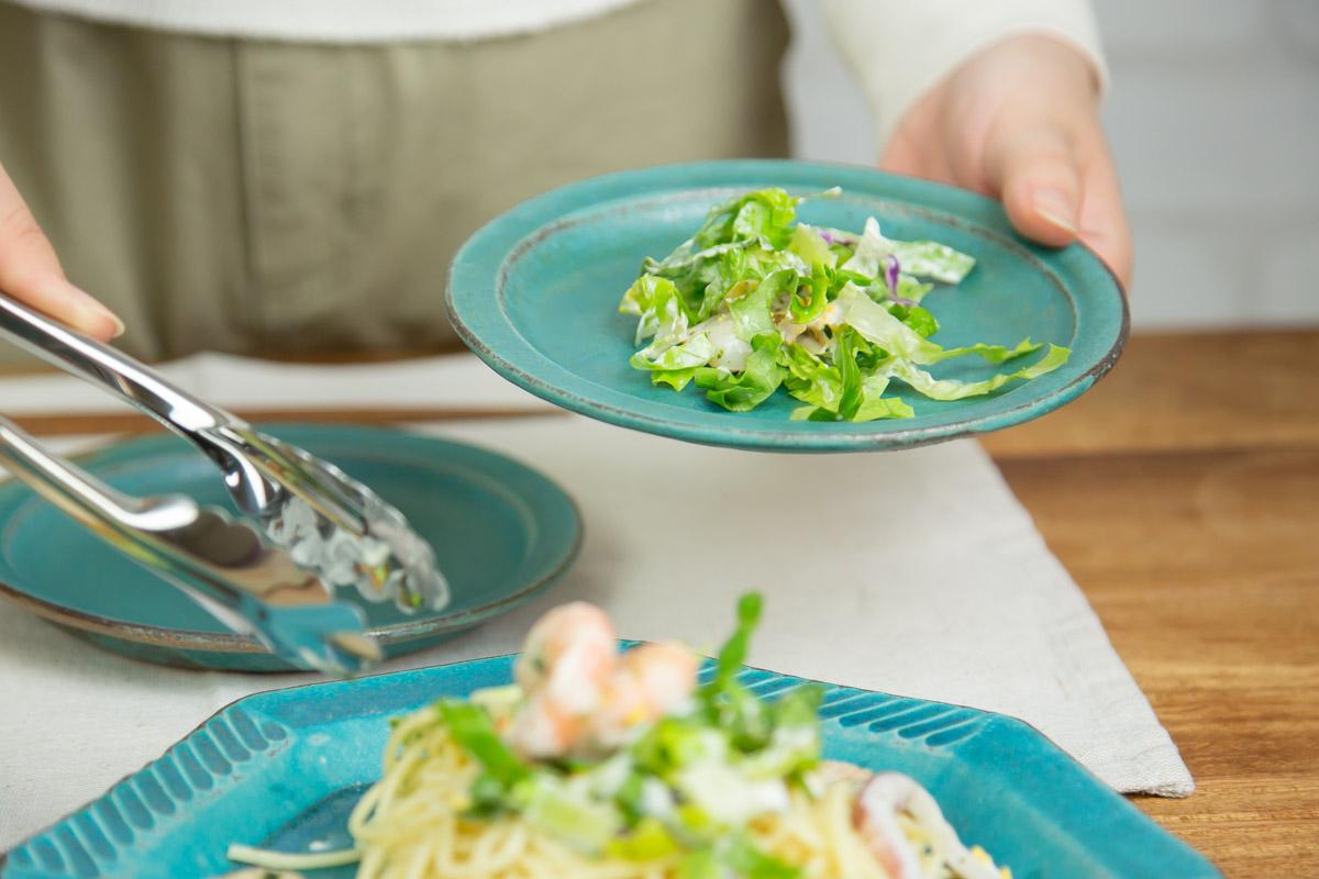 料理の取り皿として食卓にぬくもりを届けます