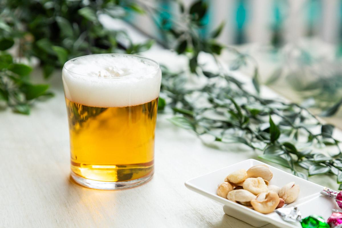 ギフトにもおすすめ pausa」 グラスいっぱいに注ぎたくなるビールグラス