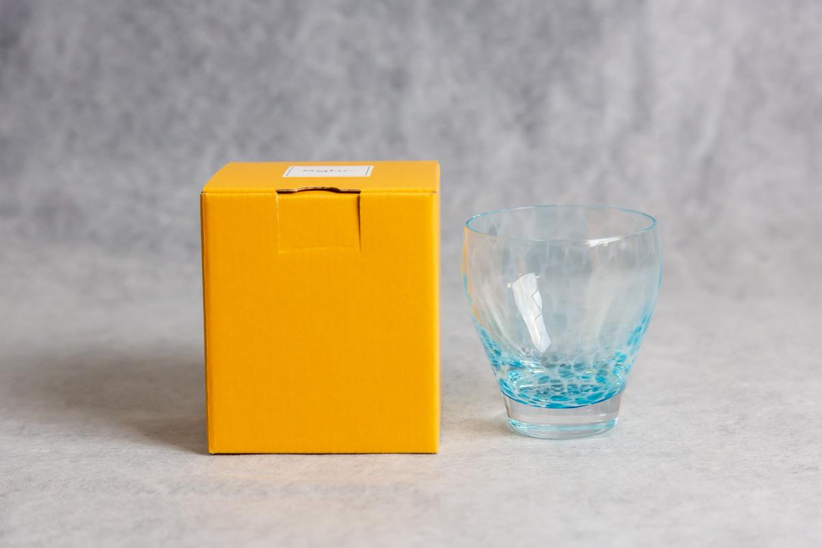 職人技が光るグラスをプレゼントに