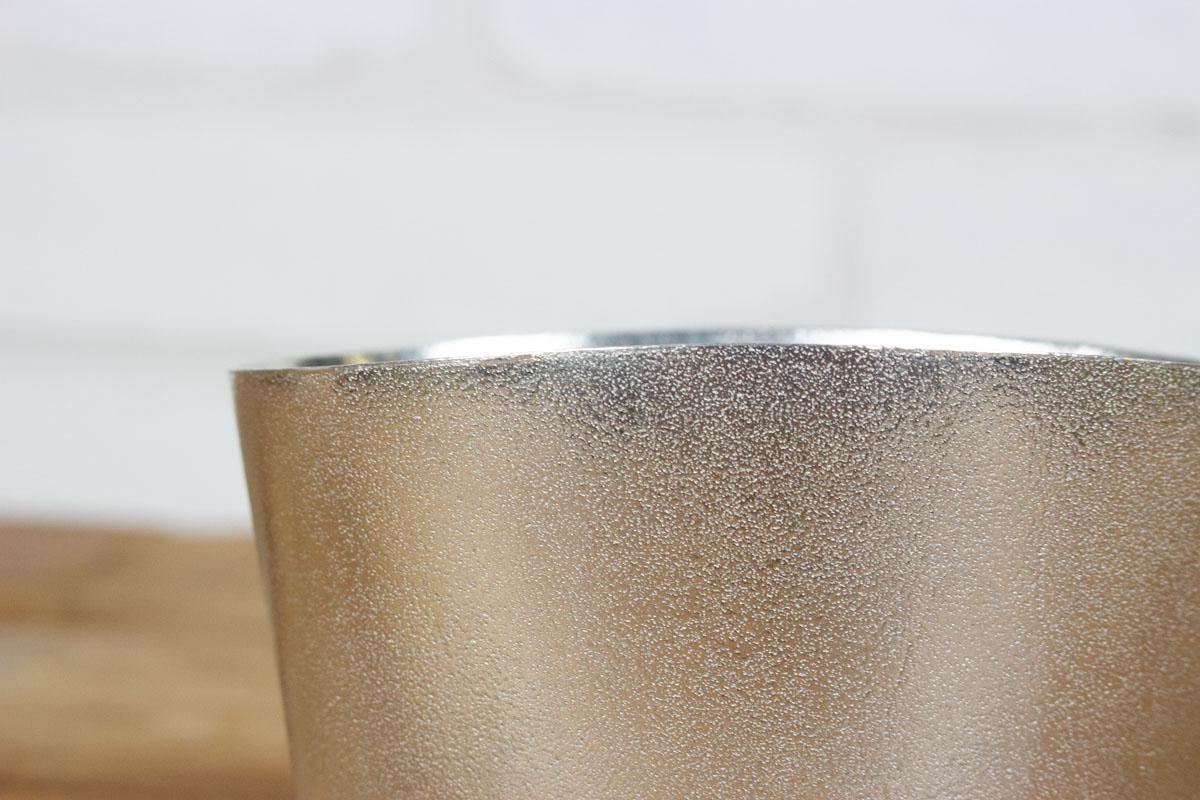 錫からできたSHIKICOLORS Pitcher Silver