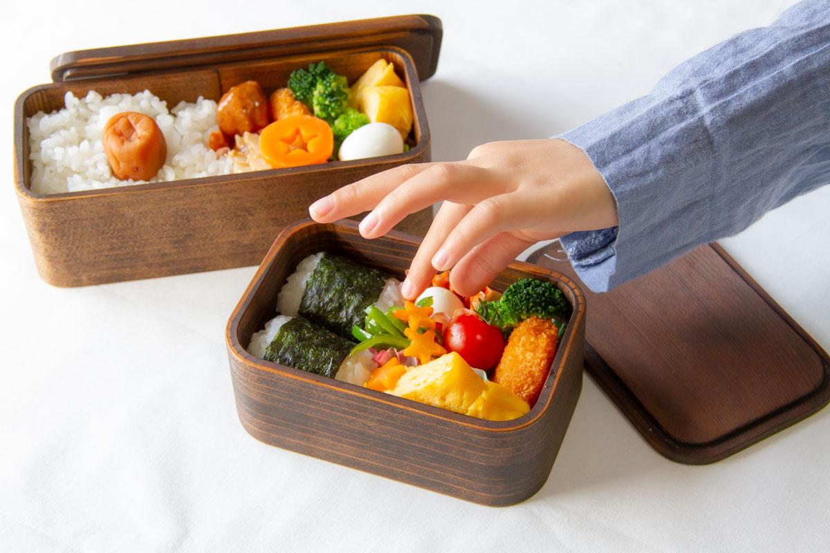うるしの弁当箱9