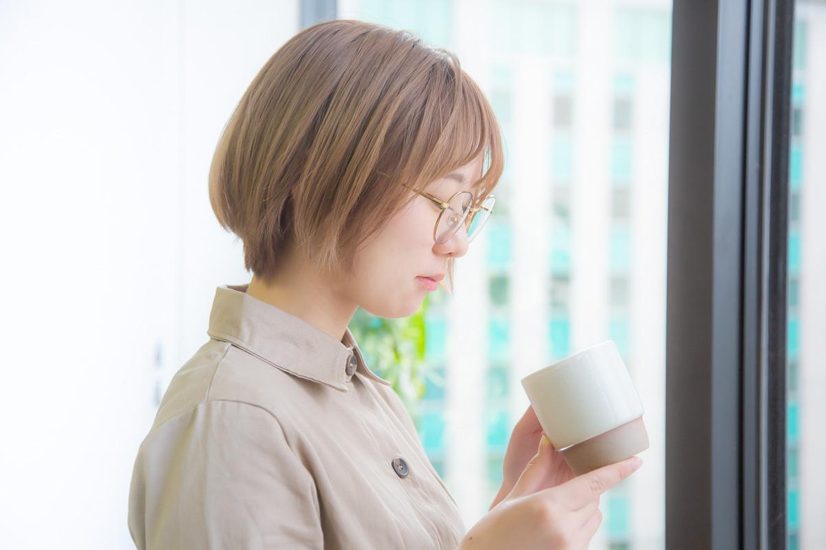 取っ手がおしゃれで使いやすいマグカップを毎日の暮らしに