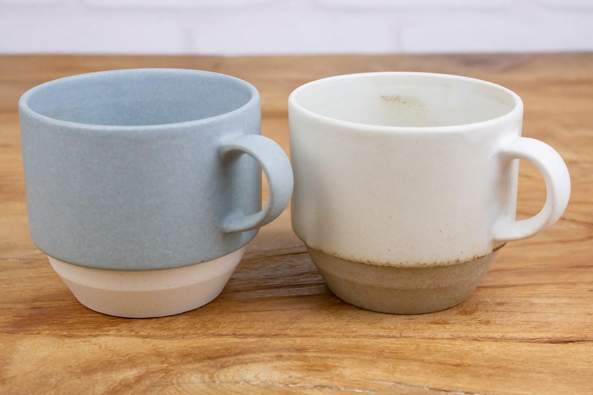 お皿に乗せても楽しめるマグカップ|フードスタイリスト・イラストレーターと考えた「SOROI Daylight MUG CUP」