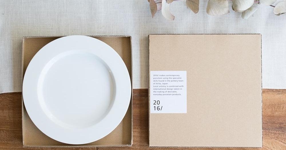 プレゼントに使える日本産の食器。丁寧なプレゼント選び