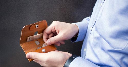 遊び心をもっと身近に|高機能でミニマルなFABRIKの財布をご紹介