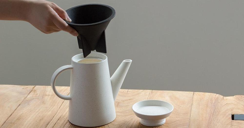 コーヒーの好みで決める!ドリッパーの種類と選び方