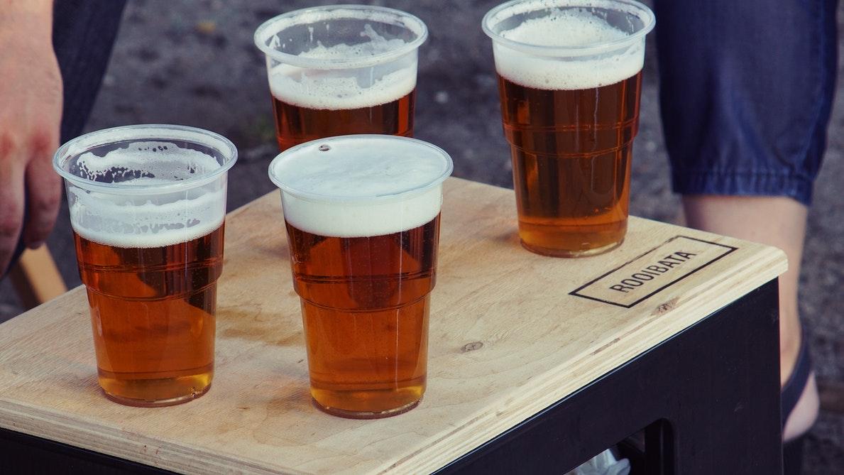 ビアグラスでビールは何倍もおいしくなる