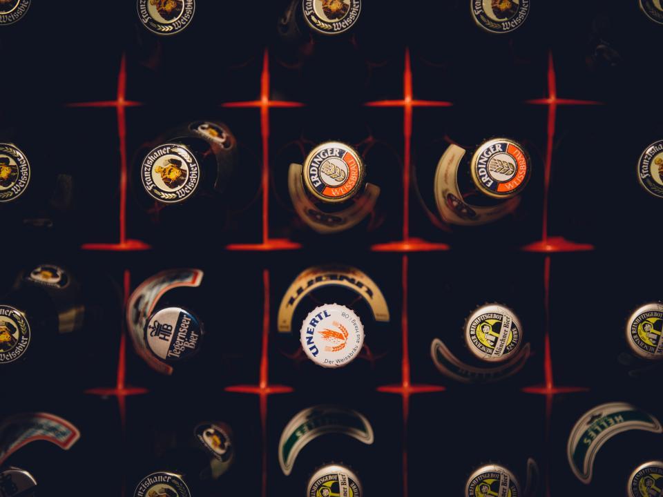 ビールの種類いろいろ
