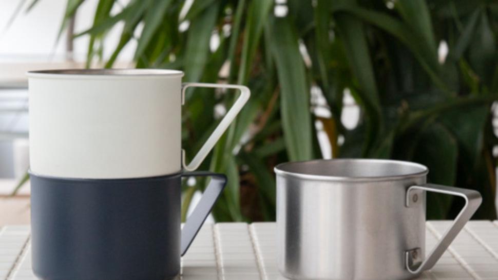機能性に優れたマグカップで紙コップにさよなら|キャンピングマグ