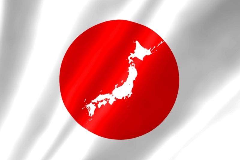 国旗と日本