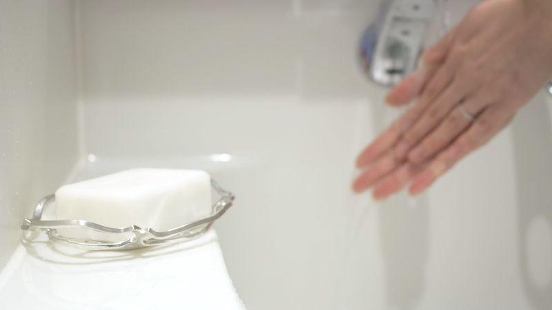 能作オーバルS石鹸