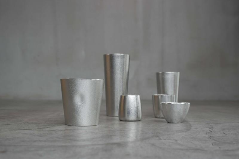 能作の錫カップテーブルウェア特集錫製品
