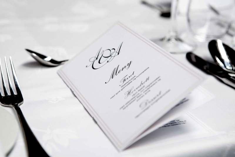 結婚祝い招待状