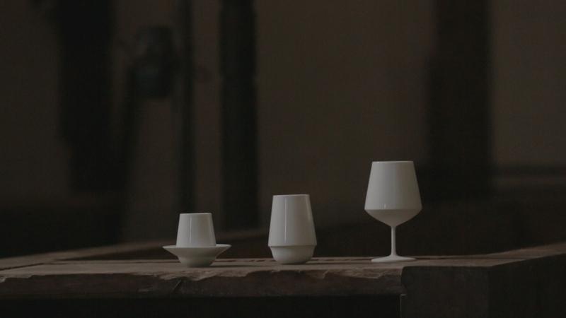 日本酒用のグラス
