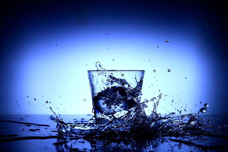 きれいな水