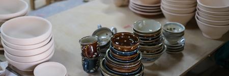 陶器市の人気商品、続々。